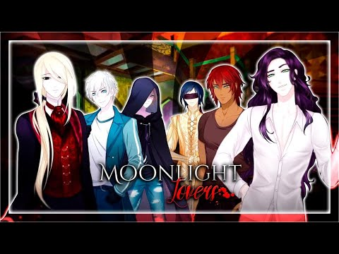 Moonlight lovers |1 глава 3 часть| Владимир ❤