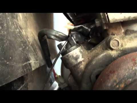 Go Kart Lights Hook Up - YouTube