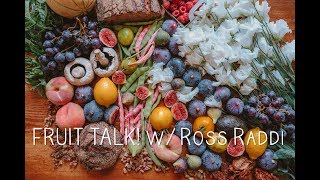 Early Perennial Food Sources after a Winter Food Drought | Fruit Talk! w/ Ross Raddi -- EP: 63