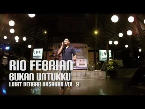 Rio Febrian - Bukan Untukku Live at Bogeys Teras | LDR Vol. 9