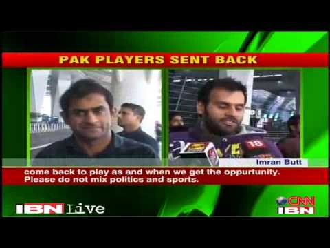 Pak hockey players sent back to pakistan from HIL