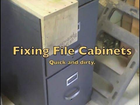 Fix Broken Drawer Slides