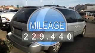 2005 Chrysler Town & Country - Lake Buick GMC - Lake Elsinore, CA 92531 - B14049A