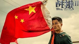 Wolf Warrior 2 Healthy dose of patriotism or a step too far