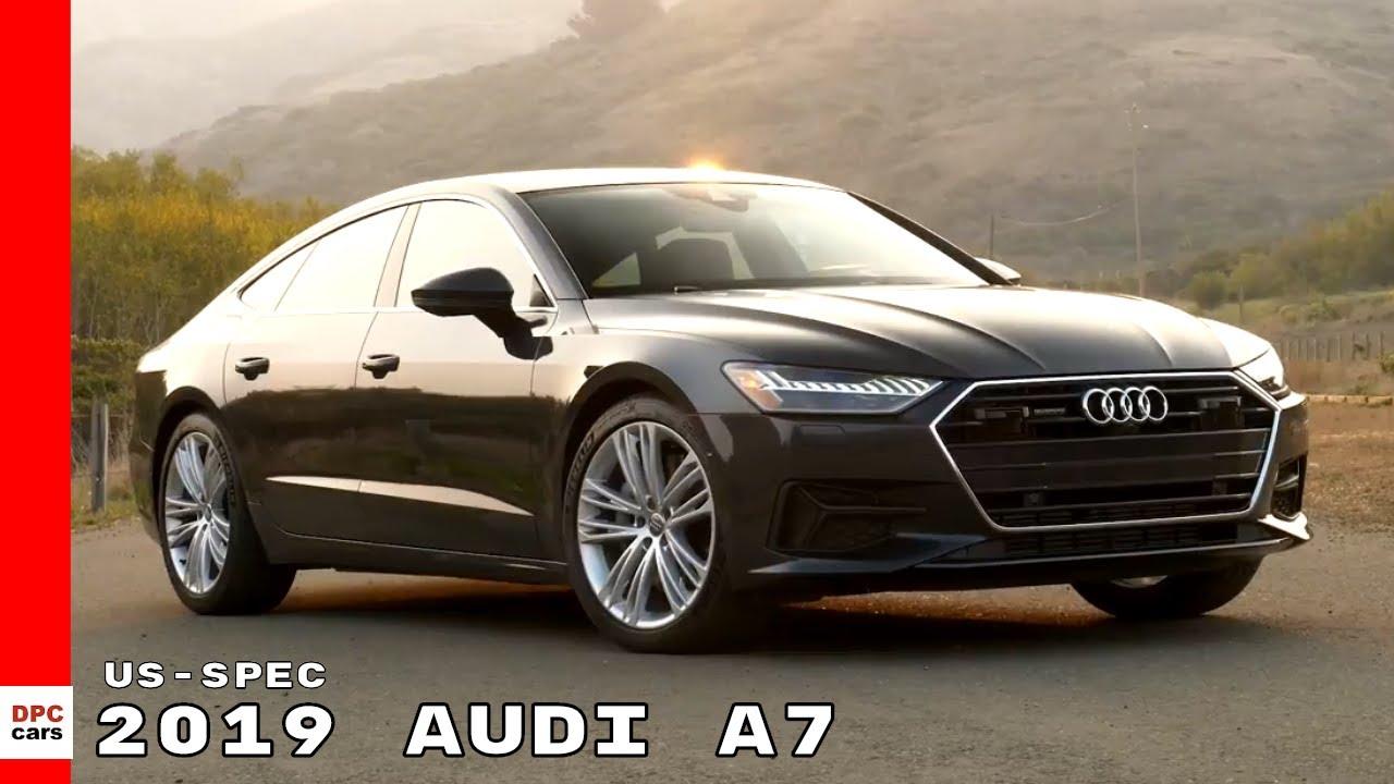 2019 Audi A7 Us Spec
