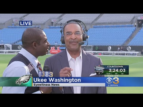 'You Were A Hero In Our Inner City': Deion Sanders Crashes Ukee Washington Live Shot