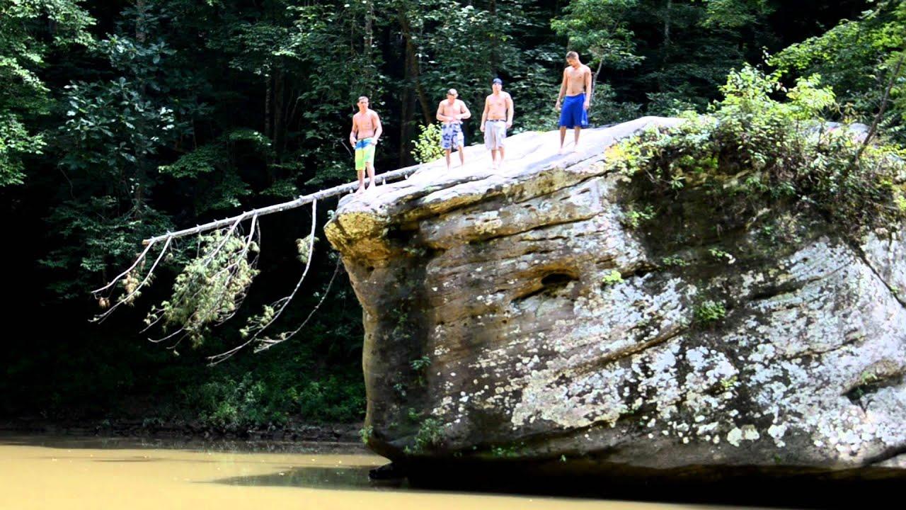 Swimming Hole in the Red River Gorge sometimes called
