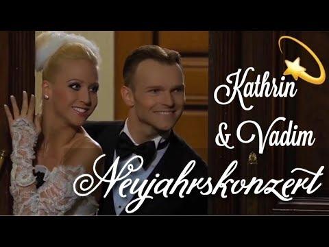 Kathrin Menzinger & Vadim Garbuzov - Donauwalzer