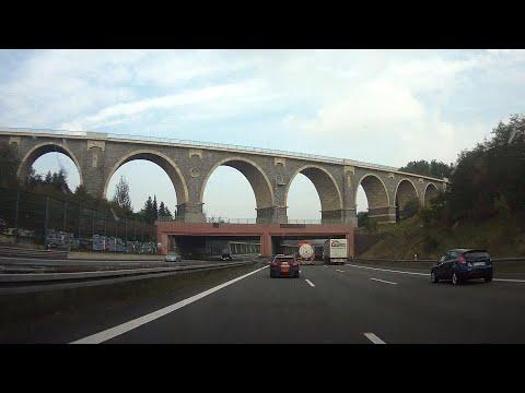 A4 Chemnitz - Dresden / Germany