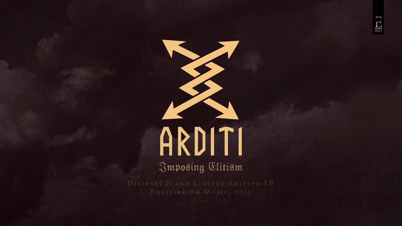 Eqm Arditi Imposing Elitism Black Vinyl 12 Lp