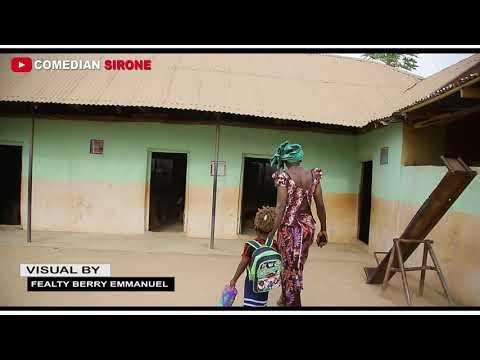 Woman leader and school runs wahala