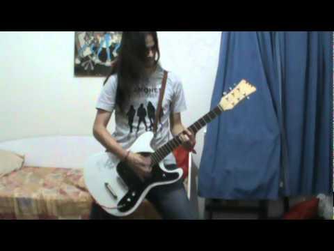 RAMONES -♫ Main Man (Guitar cover) mp3