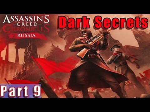 #9| Assassin's Creed Chronicles: Russia Gameplay Guide | Dark Secrets | Walkthrough PC Let`s Play