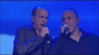 """I Muvrini - Celle que tu crois (Extrait du DVD """"Imaginà Live !"""" au Silo à Marseille en 2013)"""