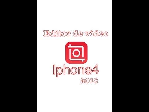 Editor de video para iphone4
