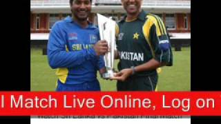 Sri Lanka vs Pakistan ICC T20 World Cup Final Match Live