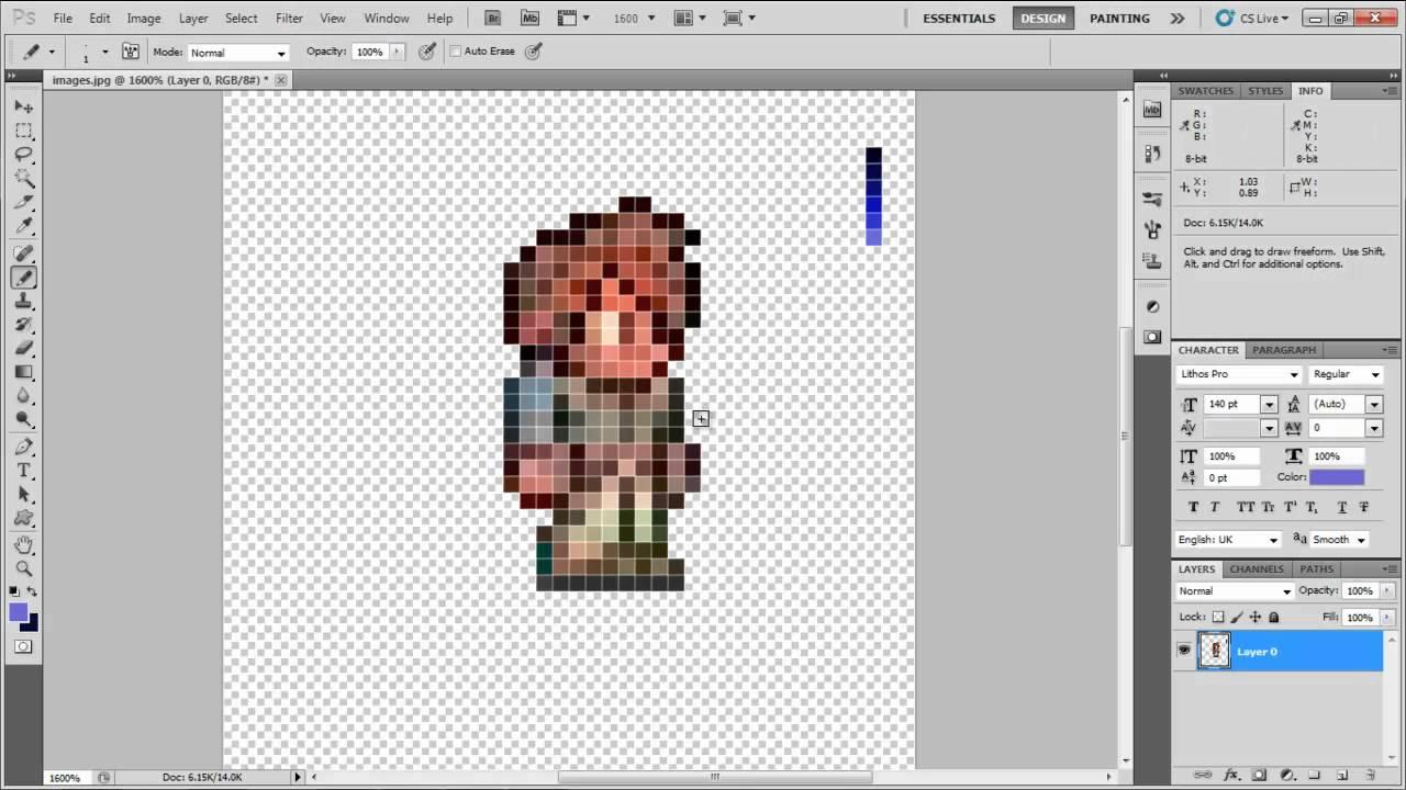 Pixel Art - Tips and Tricks ( Not Pro ) ( Terraria ) 1/2