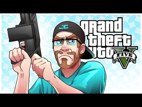 GTA 5 Roleplay - New Toy? The Jack Hammer! (GTA 5 RP)