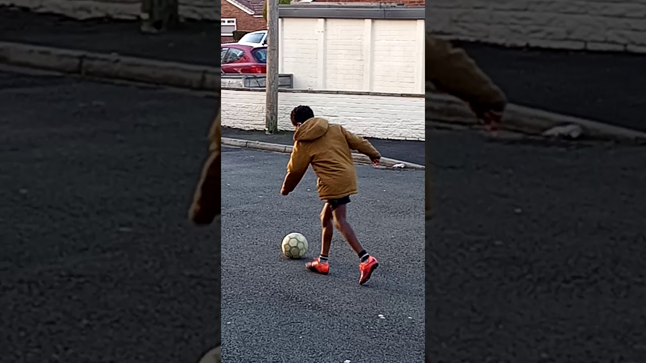 My 2021 Football Training In Manchester During Pandemic