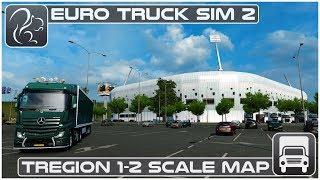 Tregion 1:2 Scale Map (Netherlands) - 0.0.4 Beta (Euro Truck Simulator 2)
