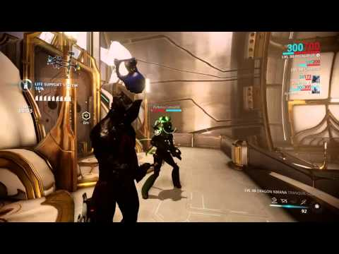 Warframe - Noctis's Live PS4 broadcast
