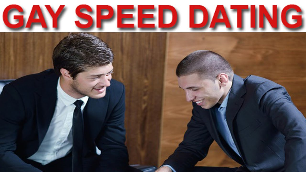 Gay speed dating sacramento