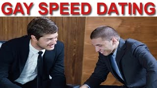 Gay Speed Dating Events in London UK