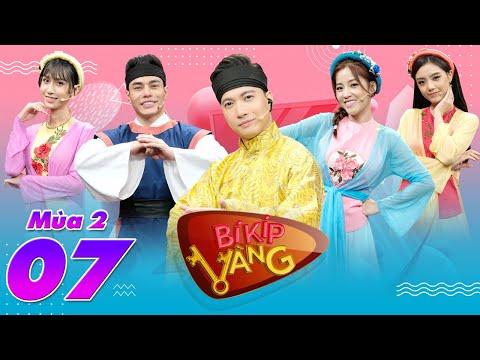 """Bí Kíp Vàng Mùa 2   Tập 7: """"Cô tấm"""" Lâm Á Hân được ST Sơn Thạch sủng ái, phũ phàng với """"cám"""" Puka"""