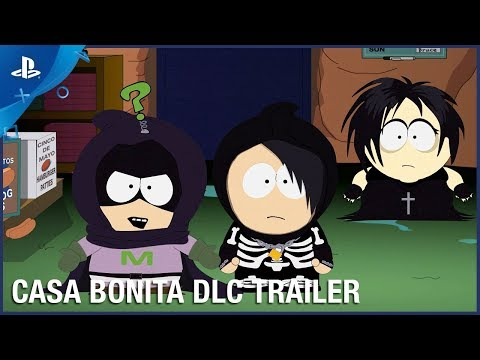 South Park: The Fractured But Whole: From Dusk Till Casa Bonita DLC   PS4