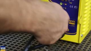 Poste à souder GYSMI MMA Inverter 160P