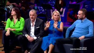 Nuri Alço'dan Güldüren Soru | Saba ile Oyuna Geldik | Sezon 2 Bölüm 4 | 18 Ocak Pazartesi