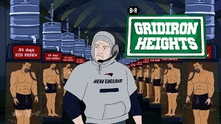 Gridiron Heights, Season 2, Ep. 9: Stay Away From Bill Belichick's Haunted Mansion...or Else