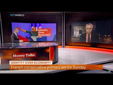 Money Talks: Role of economy on French elections 2017