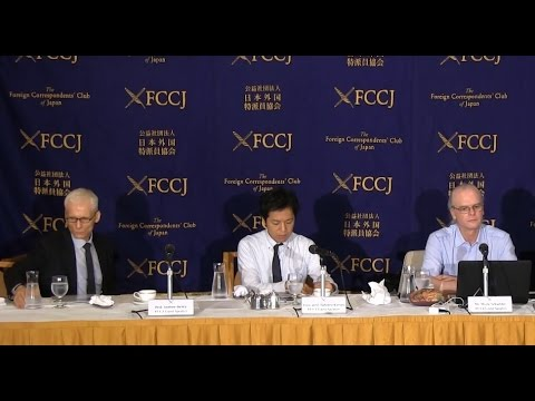 """Schneider, DeWit & Katsuta: Global Launch of """"The World Nuclear Industry Status Report 2016"""""""