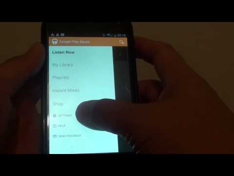 Google Nexus 4: How to Clear Music Cache from Play Music