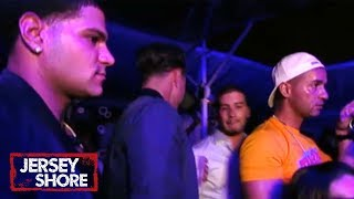Central Park Bar Fight  | Jersey Shore