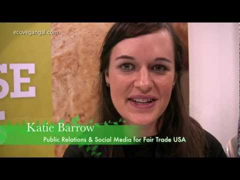 Interview with Fair Trade USA: Katie Barrow at Natural Products Expo