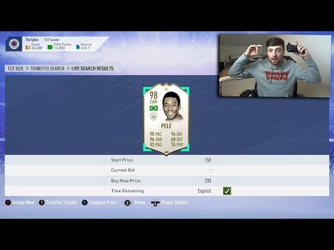 FIFA 19  WE MADE 50K SPECIAL CARD SNIPING TRADING FROM SCRATCH EP2