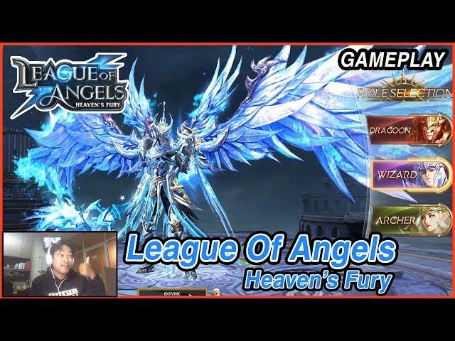 League of Angels: Heaven's Fury (видео)