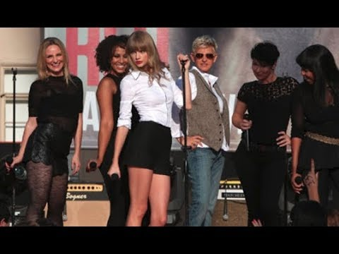 Taylor Swift live - You Belong With Me # ...