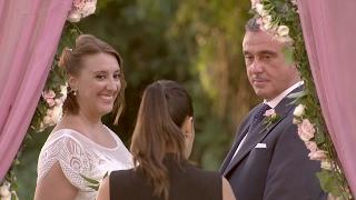 Ruth y Jaime se casan a primera vista tras sentir conexión - Casados a primera vista