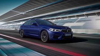 2018 BMW M5 - Commercial