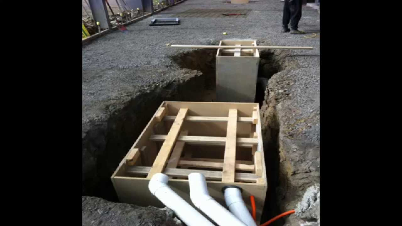 Concrete Stormwater Pits Youtube