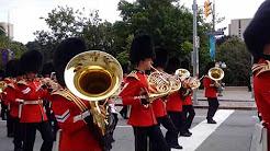 Ottawa - JULY 14, 2017 - Changing of the Guard