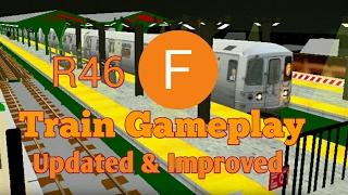 Hmmsim 2 - NYCT (C) Line - Train Railfan32