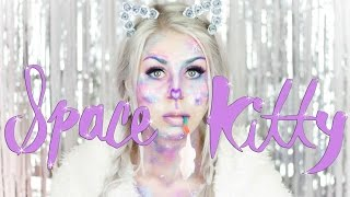 PASTEL SPACE KITTY Makeup
