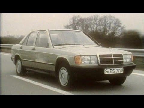 Autotest 1983 - Mercedes-Benz W201 190E