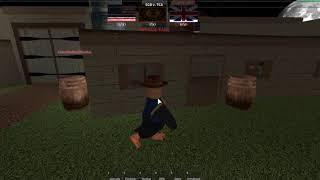 Roblox - TCA Fort Schuyler , Battle Footage 2-10-18, EGB vs TCA
