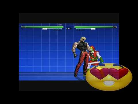 Yaoi Fight Game / WorldWarriorx / Rugal Test