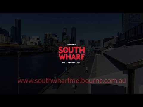 South Wharf Precinct Melbourne